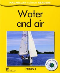 Water and air 3ºep science readers