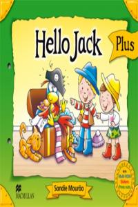 Hello jack plus 3aÑos st+wb+multirom 11 pack