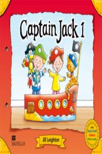 Captain jack 1 4aÑos st+wb+multirom 11 pack