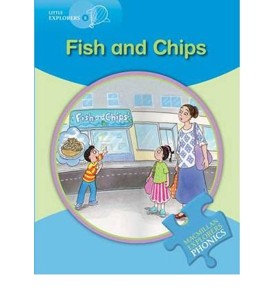 Explorers phonics little b fish and chip