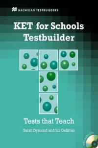 Ket for schools testbuilder pack