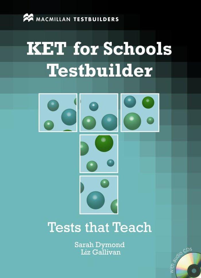 Ket for schools testbuilder pack
