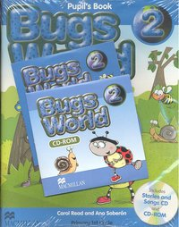New bugs world 2ºep st pack 10