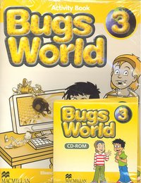 New bugs world 3ºep wb pack 10