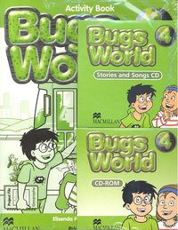 New bugs world 4ºep wb pack 10