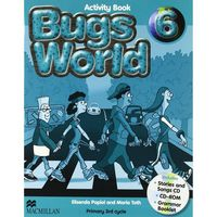New bugs world 6ºep wb pack 10