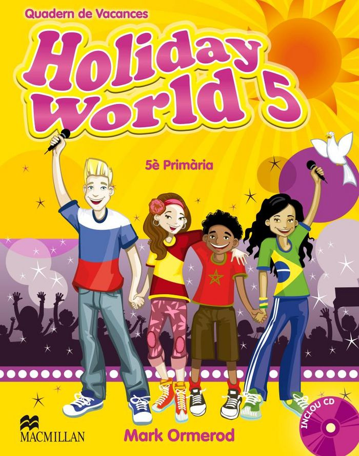 Holiday world 5ºep pack 11 catalan