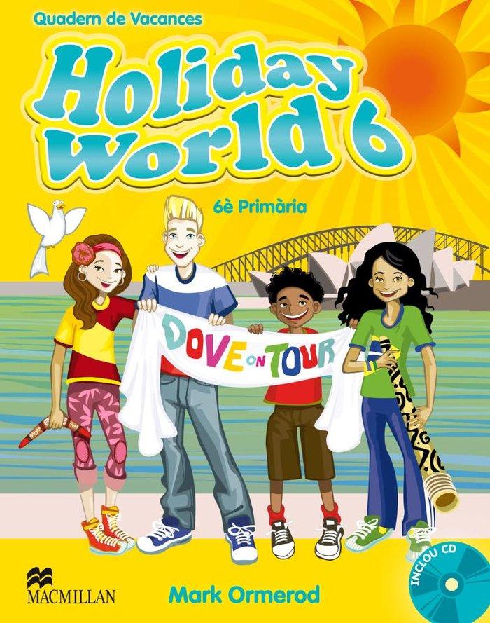 Holiday world 6ºep pack 11 catalan
