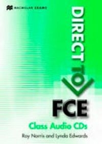 Direct to fce class cd audio