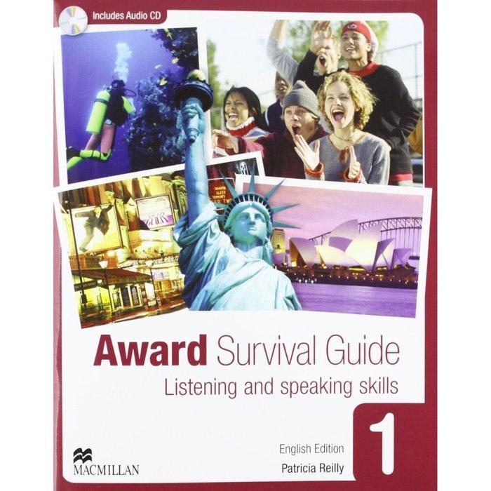 Award 1 workbook pack ingles 2012