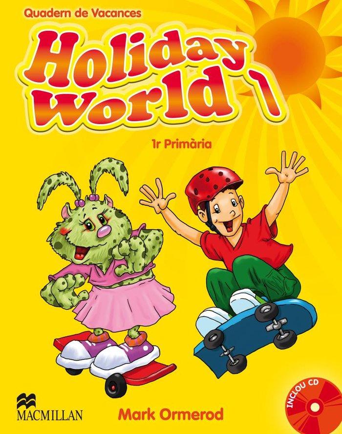 Holiday world 1ºep pack 11 catalan