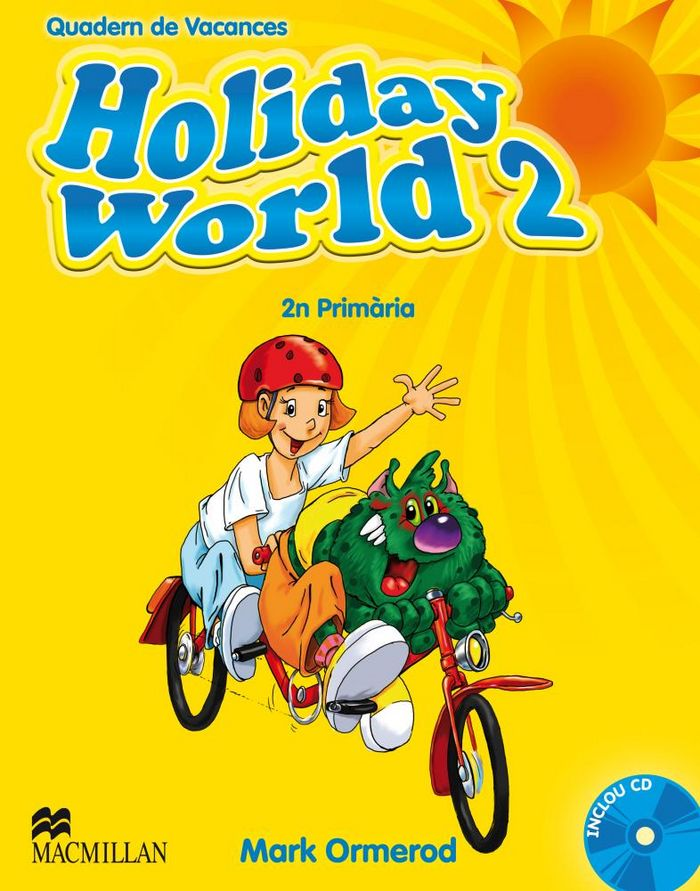 Holiday world 2ºep pack 11 catalan
