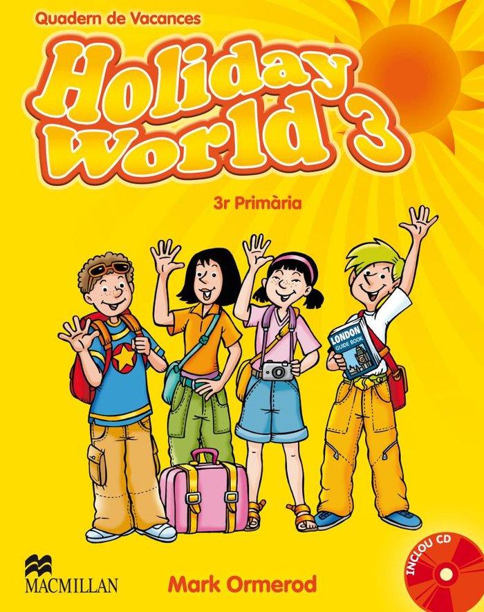 Holiday world 3ºep pack 11 catalan