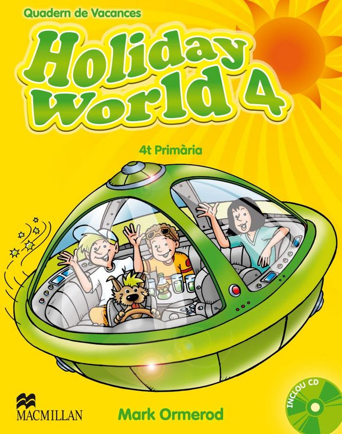 Holiday world 4ºep pack 11 catalan
