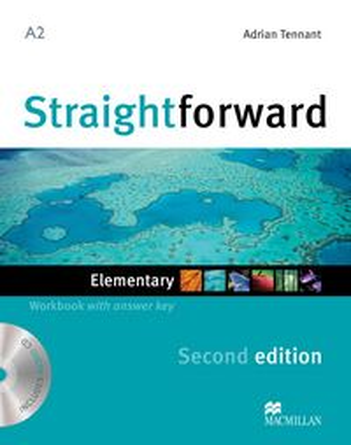 Straightforward elementary 2 wb +key 12