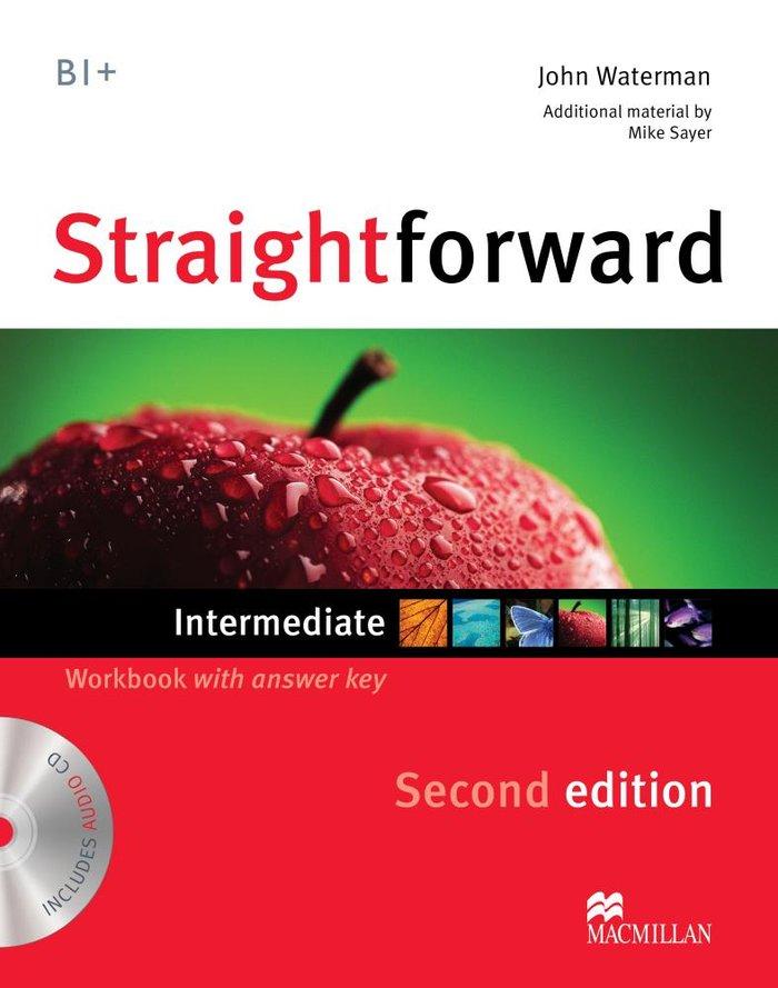 Straightforward intermediate 2 wb +key 12