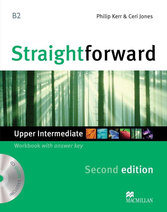 Straightforward upper-intermed.2 wb +key 12