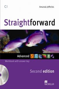 Straightforward advanced wb +key 13