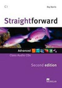 Straightforward advanced class audio cds