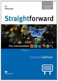 Straightforward pre-intermediate dvd