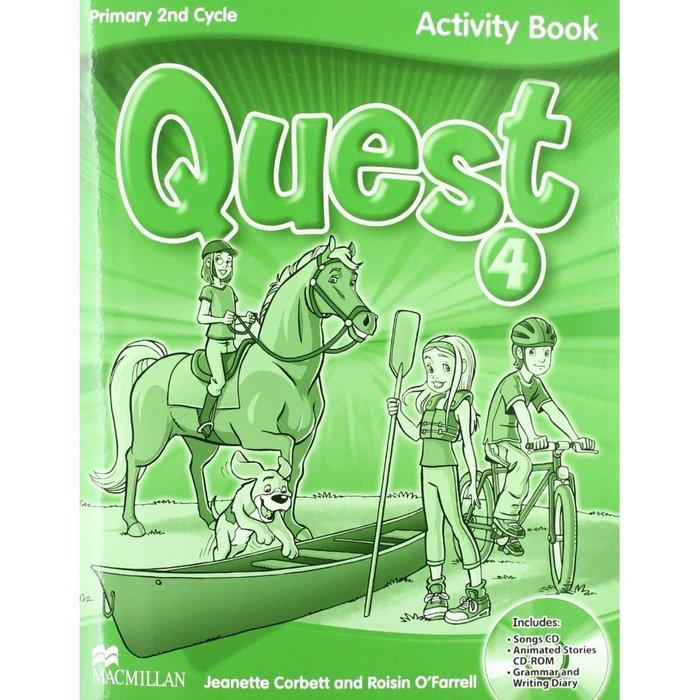 Quest 4ºep wb 12 pack