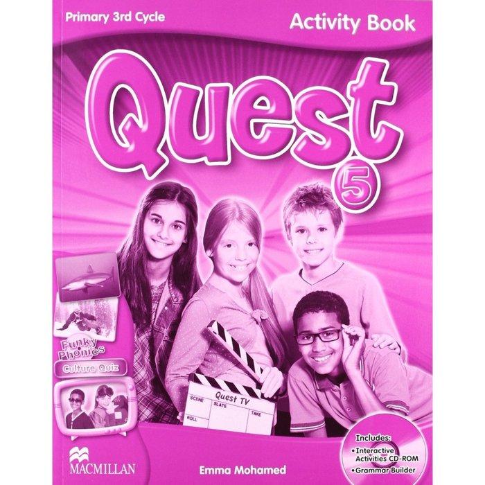 Quest 5ºep wb 12 pack