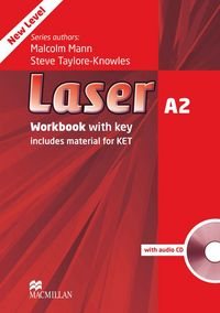 Laser a2 wb pack +key 12