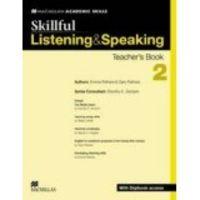 Skillful 2 listening & speaking teacher 15 pack