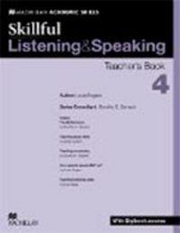 Skillful 4 listening & speaking teacher 15 pack