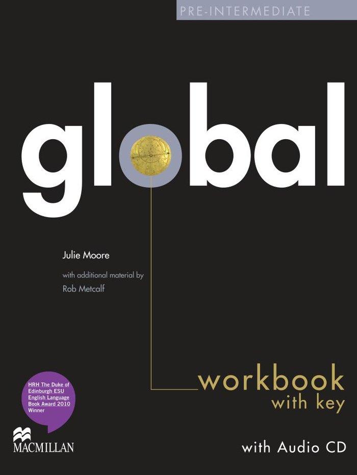 Global pre-intermediate wb +key pack 12