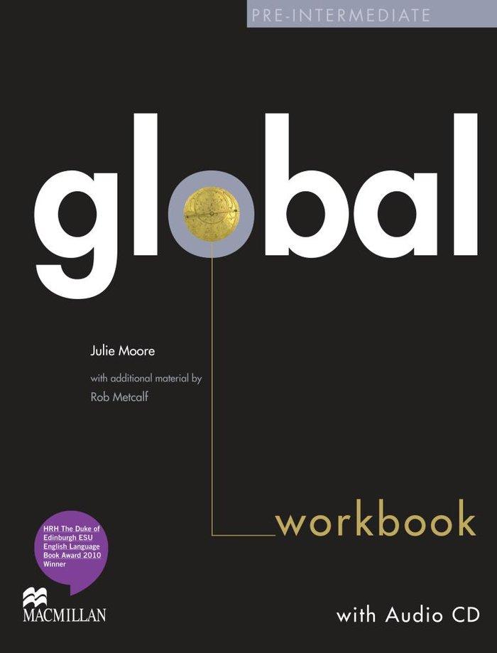 Global pre-intermediate wb -key pack 12