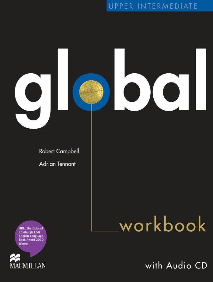 Global upper-intermediate wb -key pack 12