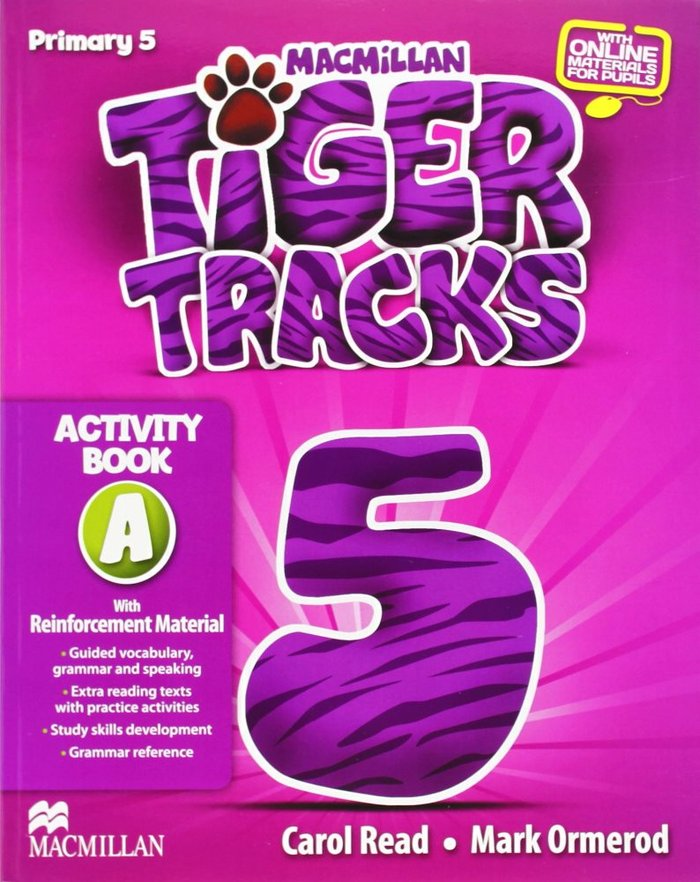 Tiger tracks 5ºep wb a 14 pack+skill