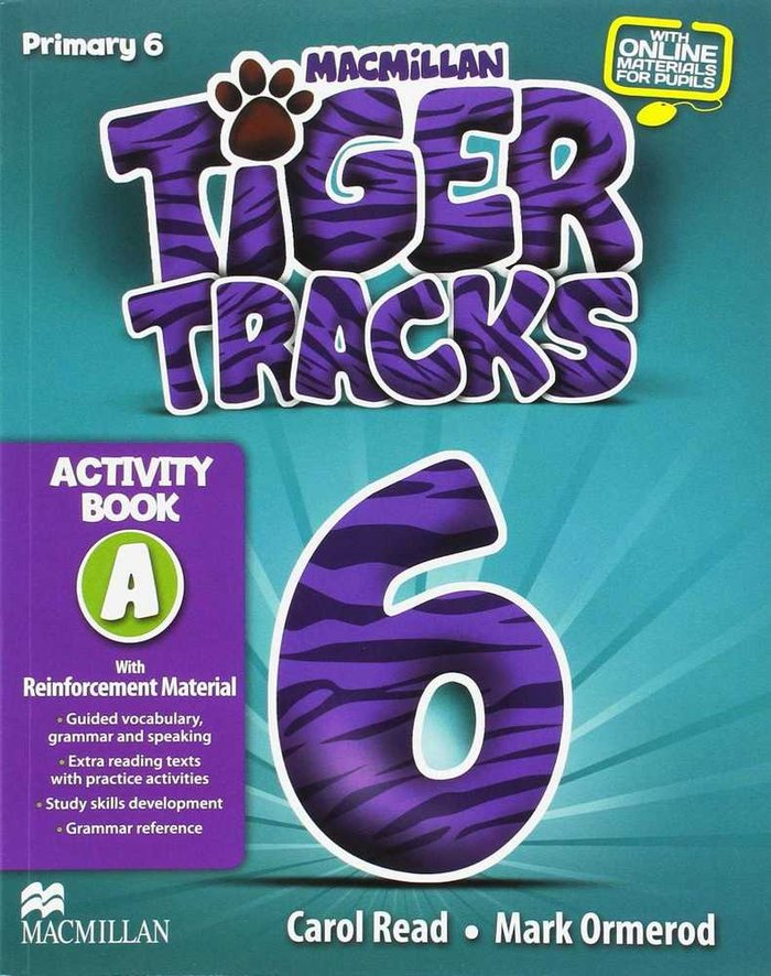 Tiger tracks 6ºep wb a 14