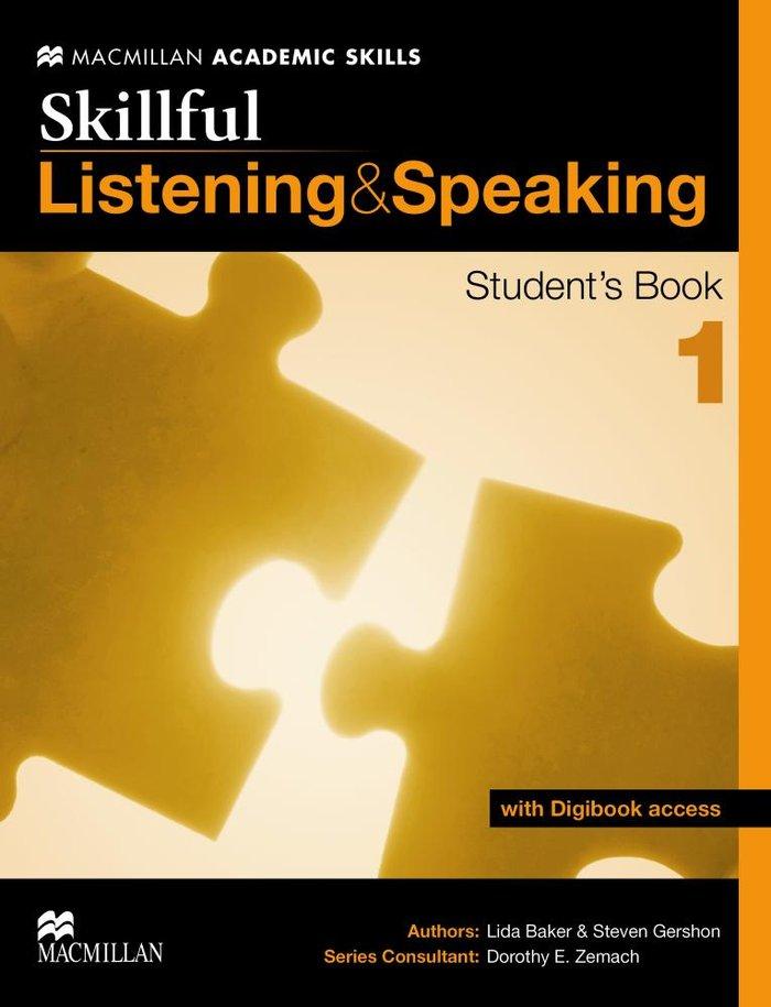Skillful 1 listening & speaking st pack 15