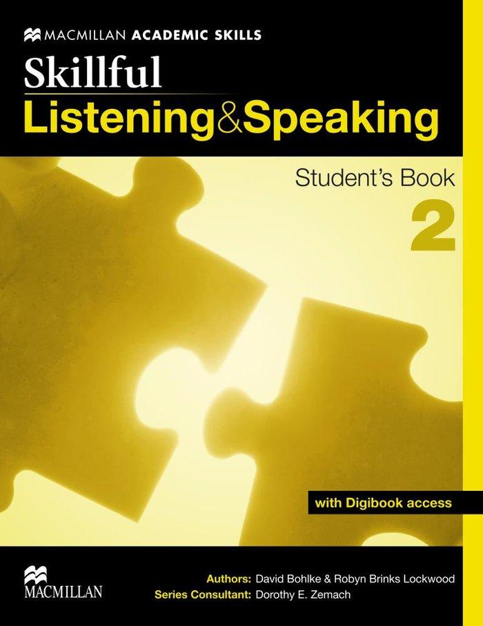 Skillful 2 listening & speaking st pack 15