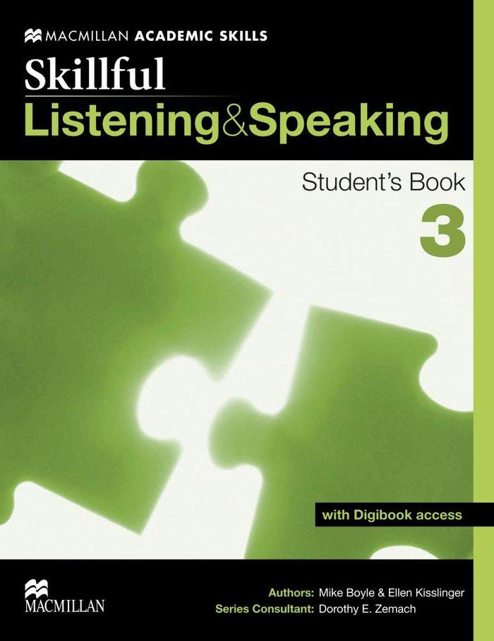 Skillful 3 listening & speaking st pack 15