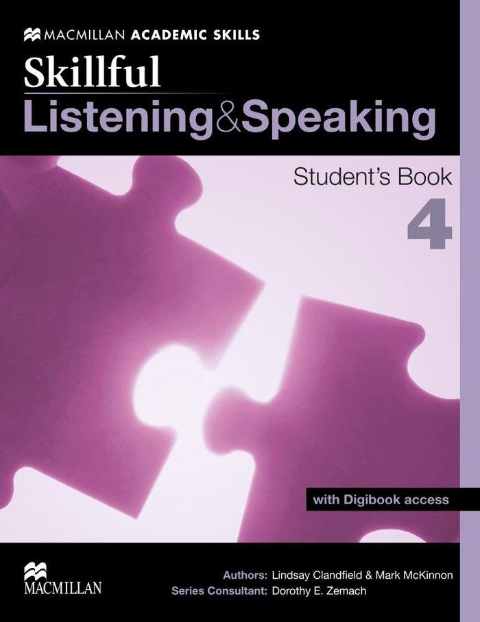 Skillful 4 listening & speaking st pack 15