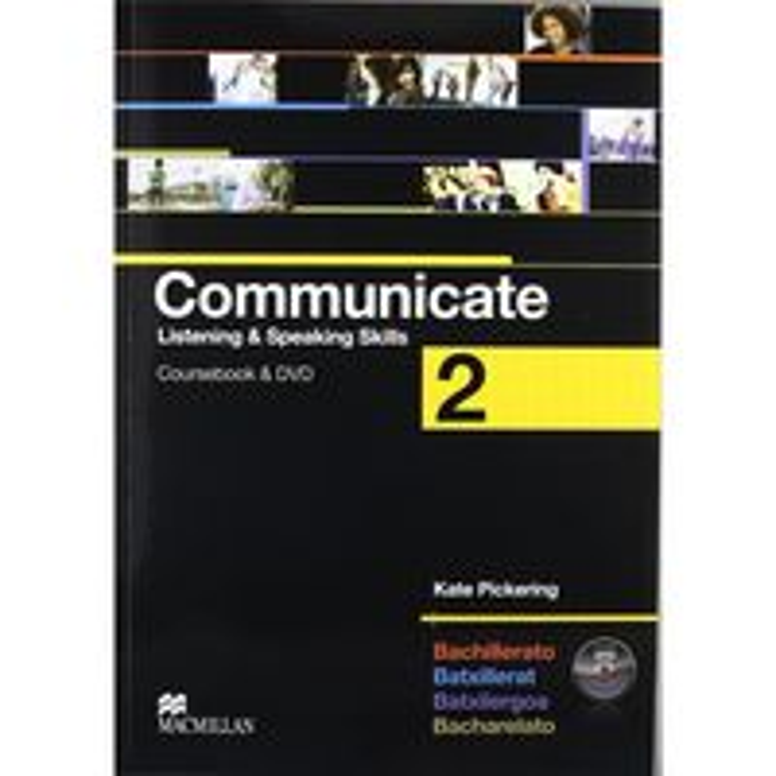Communicate 2 st 12 nb
