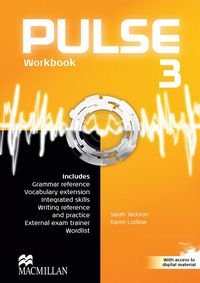 Pulse 3ºeso wb pack 15 ingles