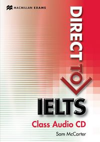 Direct to ielts class cd