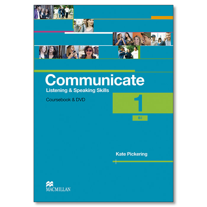 Communicate intl coursebook 1 pk