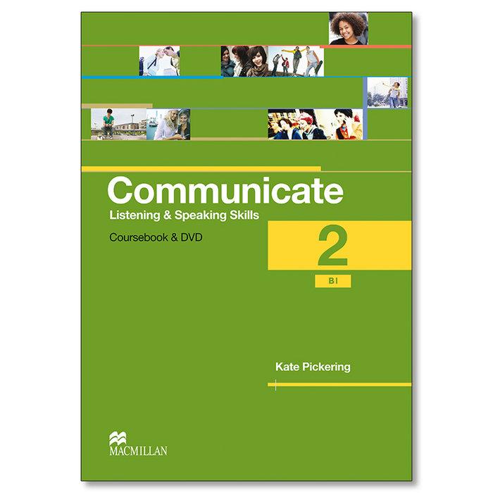 Communicate intl coursebook 2 pk