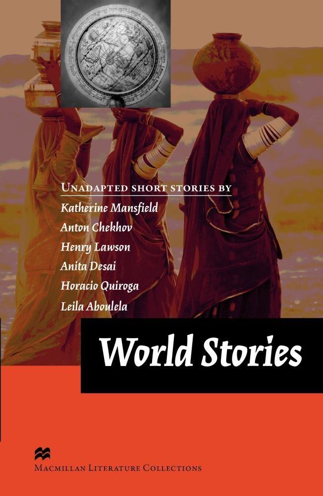 Mr a literature world stories