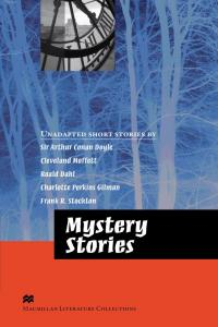 Mr a literature mystery stories