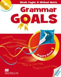 Grammar goals 1 st 14 pack