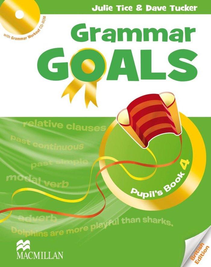 Grammar goals 4 st 14 pack