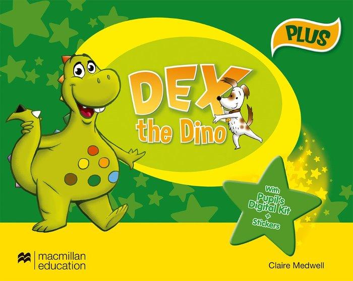 Dex the dino st pack plus 15