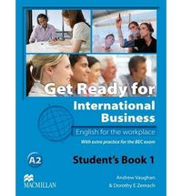 Get ready for intnl business lev 1 student a2