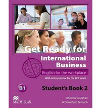 Get ready int business 2 sts bec